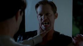 True Blood Season 6 Who Are You Really - Bill & Eric