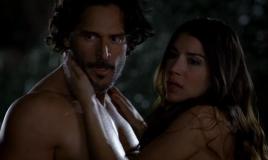 True Blood Season 6 Who Are You Really - Alcide & Danielle