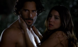 True Blood Season 6 Who Are You Really - Alcide & Danielle