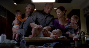 True Blood Season 6 Who Are You Really - Terry, Andy & Arlene
