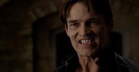 "True Blood Season 5 ""Save Yourself"" - Bill Compton"
