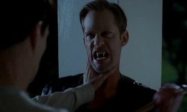 True Blood Season 6 - Eric vs Bill