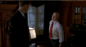 True Blood Season 6 The Sun - Eric & Governor Burrell