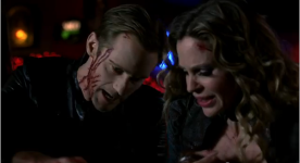 True Blood Season 6 The Sun - Eric & Pam