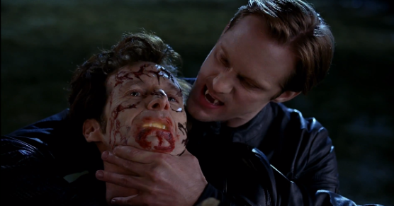 "True Blood Season 5 ""Save Yourself"" - Eric Northman & Russell Edgington"