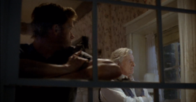 "True Blood Season 6 ""The Sun"" - Jason Stackhouse & Niall Brigant"
