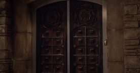 "True Blood Season 5 ""Save Yourself"" - Lilith's Chamber Doors"