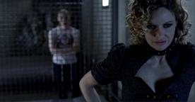 "True Blood Season 5 ""Save Yourself"" - Pam Swynford de Beaufort & Jessica Hamby"