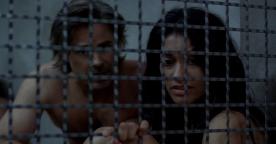 "True Blood Season 5 ""Save Yourself"" - Luna Garza & Sam Merlotte"