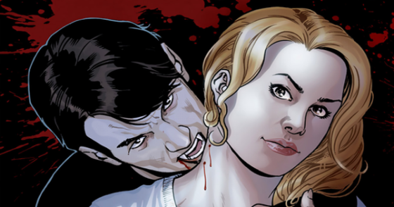 True Blood Comics