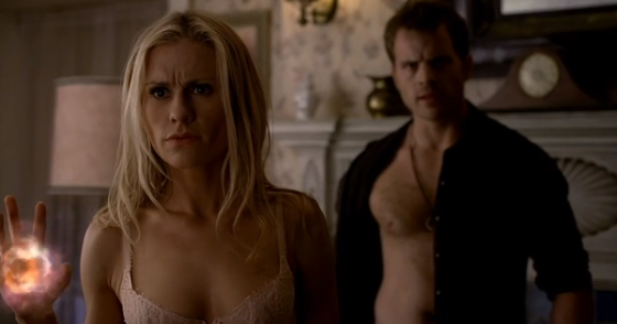 "True Blood Season 6 ""F*** the Pain Away"" - Sookie Stackhouse & Ben Flynn aka Warlow"