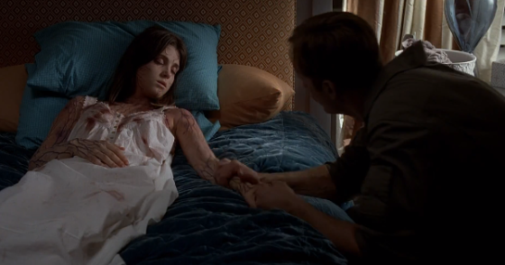 "True Blood Season 6 ""In The Evening"" - Eric Northman & Nora Gainsborough"