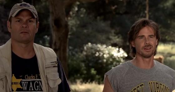 """True Blood Season 6 """"Life Matters"""" - Andy Bellefleur & Sam Merlotte"""
