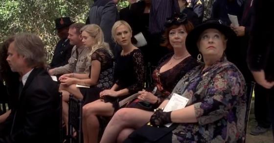 "True Blood Season 6 ""Life Matters"" - Sookie Stackhouse, Jane Bodehouse & Maxine Fortenberry"